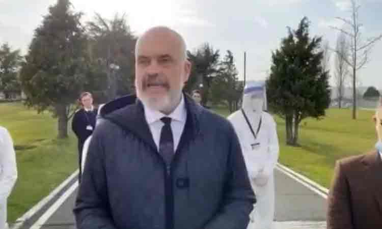 Albania-trimite-medici-în-Italia