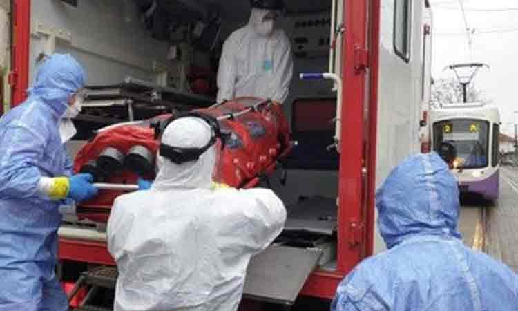 Inca sase decese la Spitalul din Suceava, din cauza coronavirus. Numarul total in Romania ajunge la 78