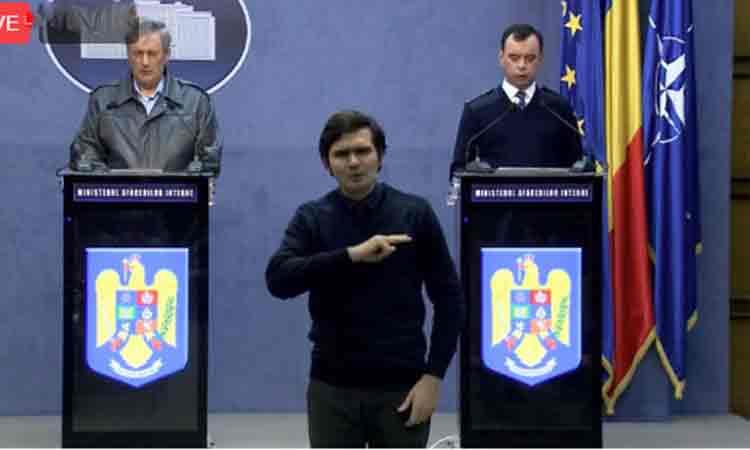 ULTIMA ORA! Sedinta de urgenta la MAI: Masuri fara precedent in Romania.
