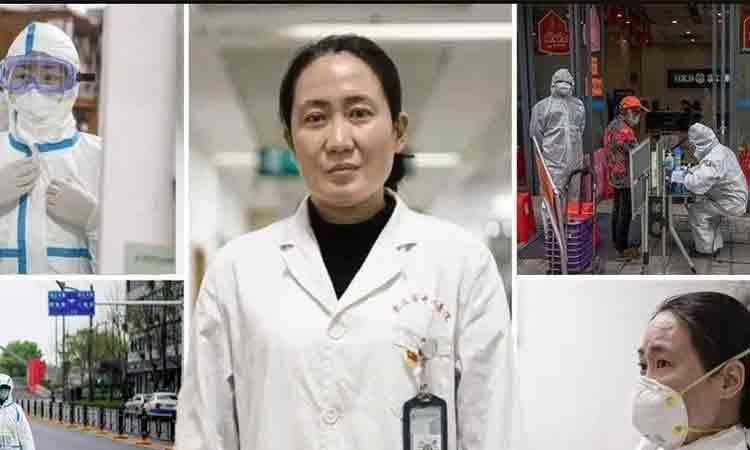 A disparut doctorita din Wuhan care a incercat sa avertizeze lumea despre pericolul coronavirusului