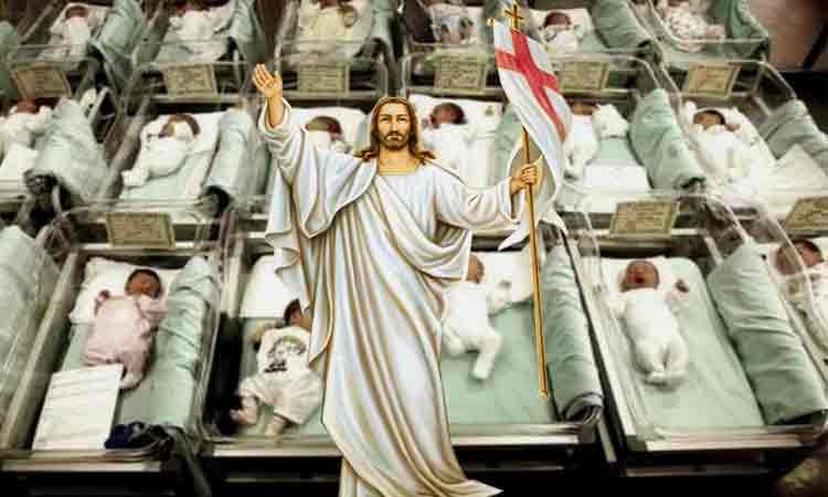 Miracolul vietii in Postul Mare! 40 bebelusi nascuti de mame infectate cu Covid-19 sunt bine