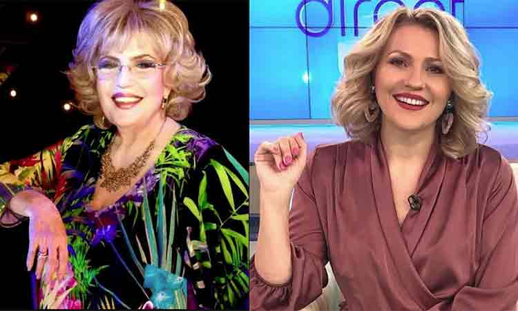 Corina Chiriac ar putea fi inlocuita cu Mirela Vaida. Pleaca vedeta de la Antena 1?