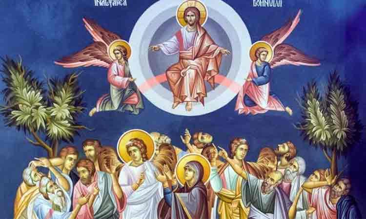 Rugaciunea care se spune pe 28 mai, de Inaltarea Domnului. Face minuni pentru cei care o rostesc
