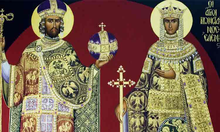 Sfintii-Constantin-si-Elena