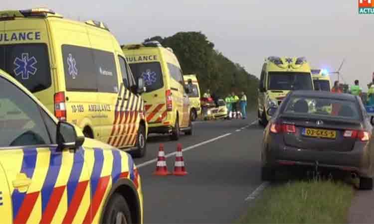 Tragedie in Olanda. Victimele sunt romani sezonieri