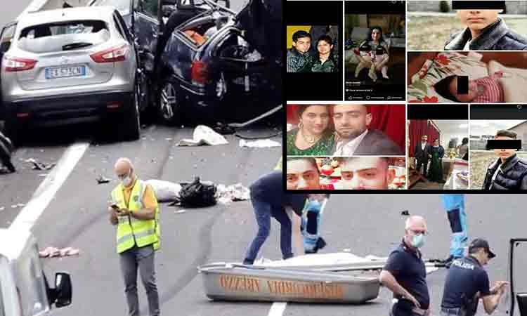 Cine sunt cele patru persoane care si-au gasit cumplitul sfarsit in Italia.