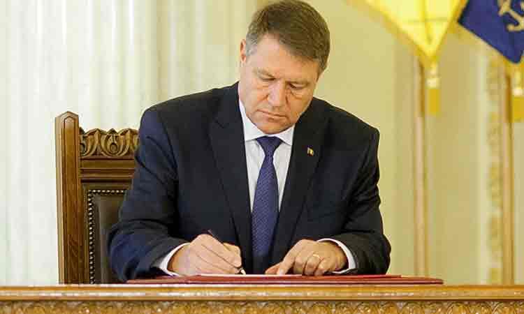 Veste buna pentru romani! Iohannis a semnat decretul.