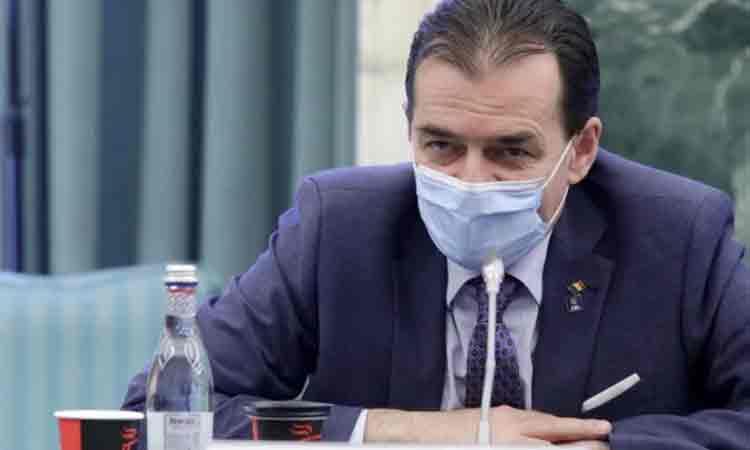Ludovic Orban, anunt de ultim moment pentru toti romanii! Ce urmeaza dupa ce sambata s-au inregistrat 698 de noi cazuri de covid-19, cel mai mare numar de la declansarea pandemiei