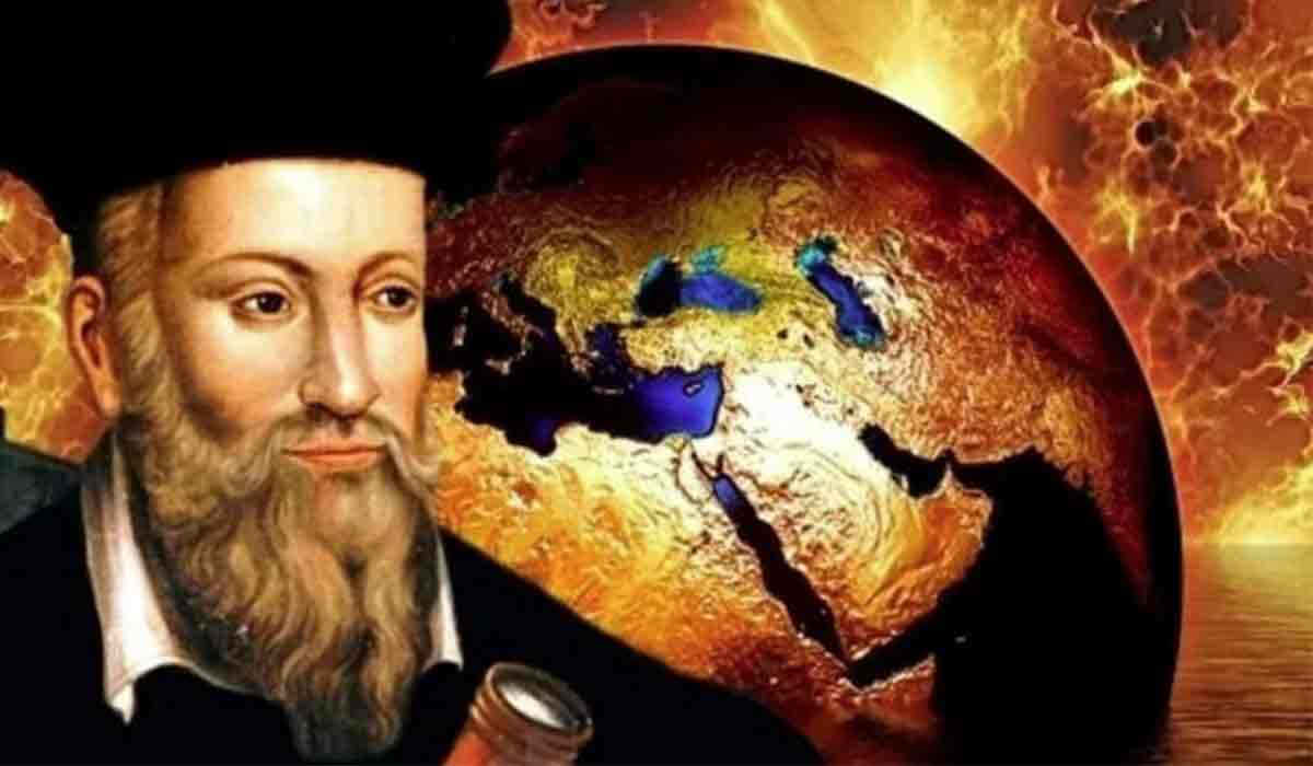 "Calendarul previziunilor lui Nostradamus pe ani: ""Un val de dezastre naturale va lovi intreaga lume"""