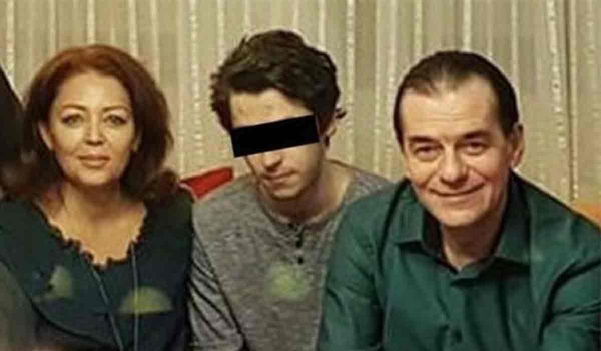 """Cine este si cu ce se ocupa fiul lui Ludovic Orban: """"L-am lasat…"""""""