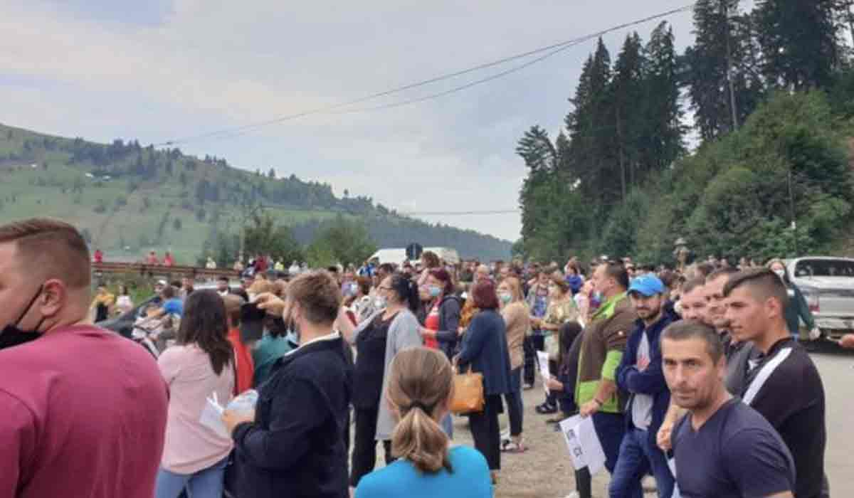 """Revolta etnica in Romania: """"Sunt o teroare pentru noi toti"""""""