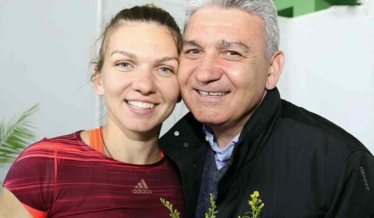 "Simona Halep, super-cadou pentru tatal ei: ""Tata nu si-a imaginat vreodata"""