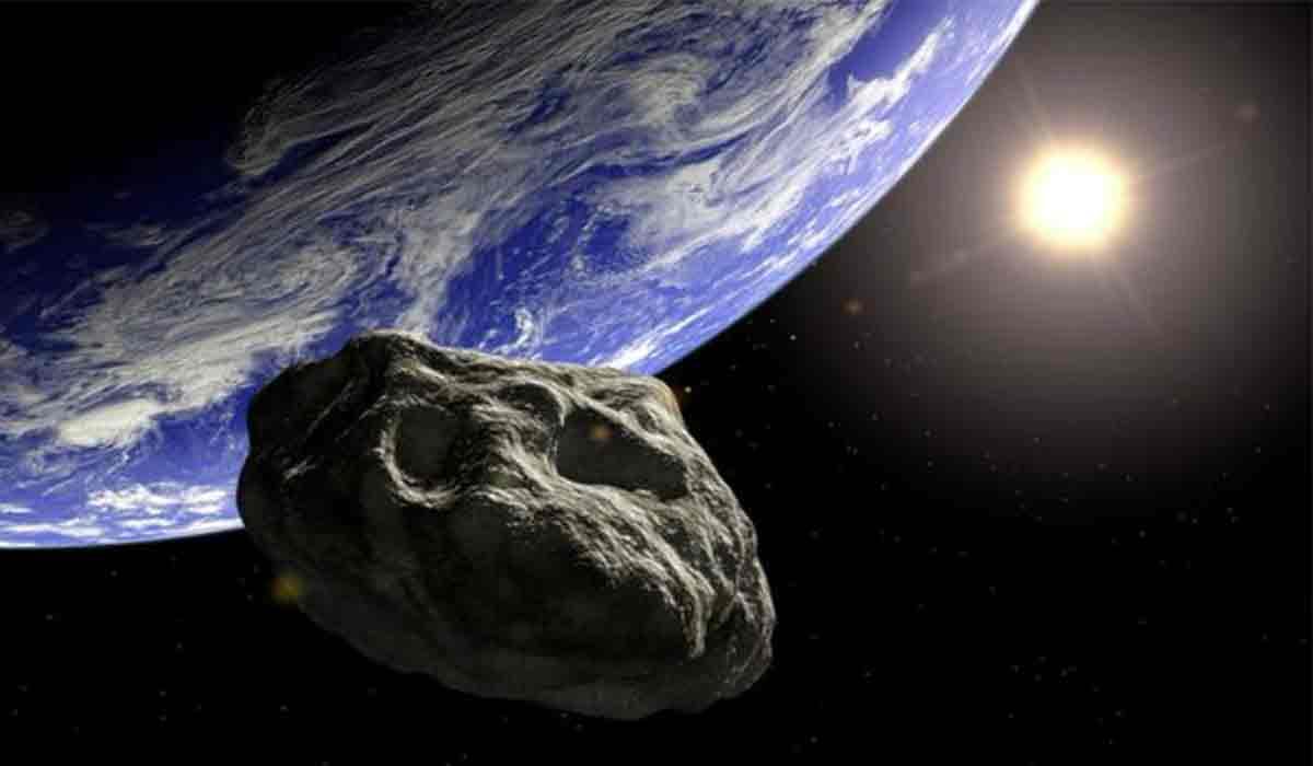 Avertizare NASA: Un asteroid gigant va trece pe langa Pamant, saptamana viitoare