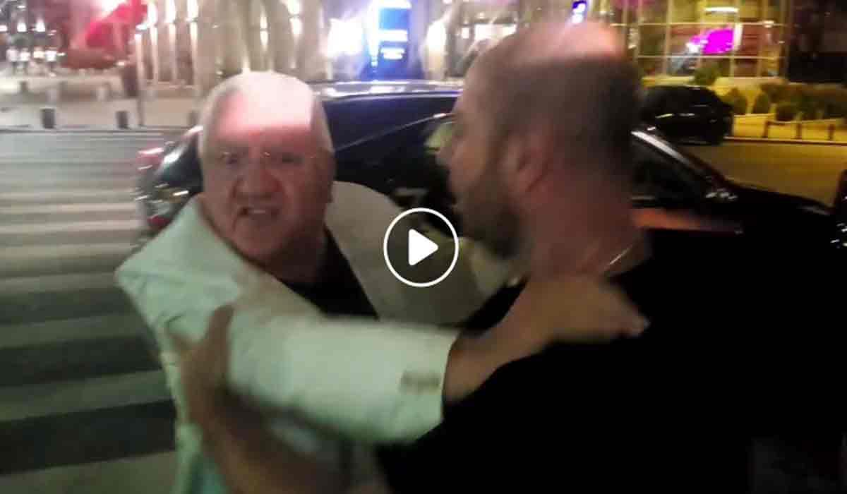 "Dumitru Dragomir a sarit la bataie in plina strada: ""Esti o sluga…"""