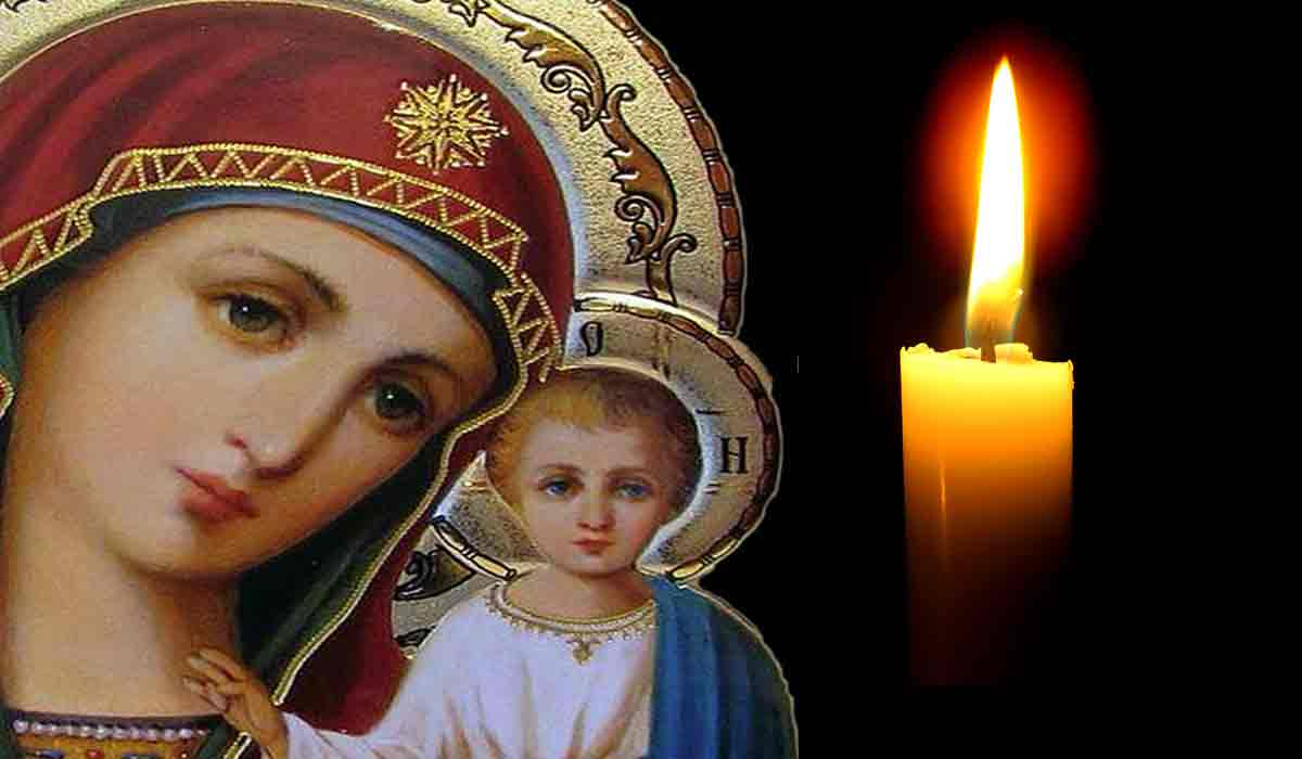 Rugaciunea care se spune de Sfanta Maria Mica