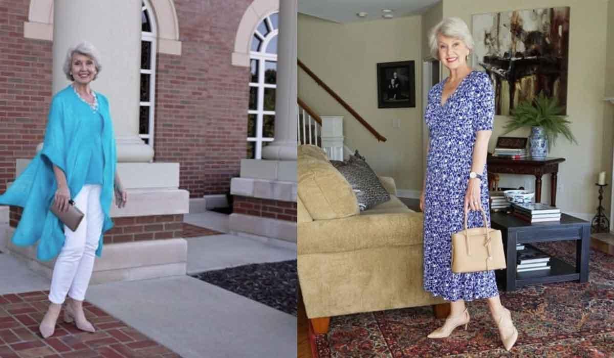 Arata elegant! Pentru femeile de peste 50 de ani: frumoase, luminoase si la moda