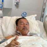 Arnold Schwarzenegger, operat pentru a doua oara la inima