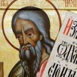 Calendar ortodox, 19 octombrie 2020. Un mare sfant e pomenit
