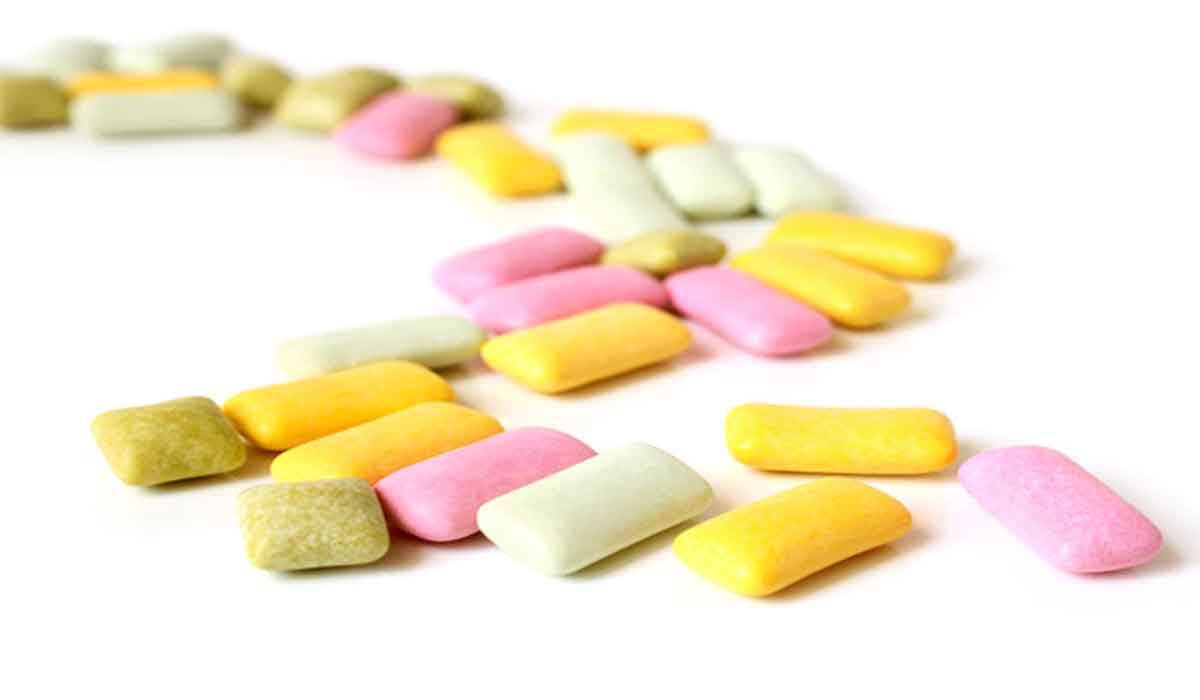 Ce contine , de fapt, guma de mestecat