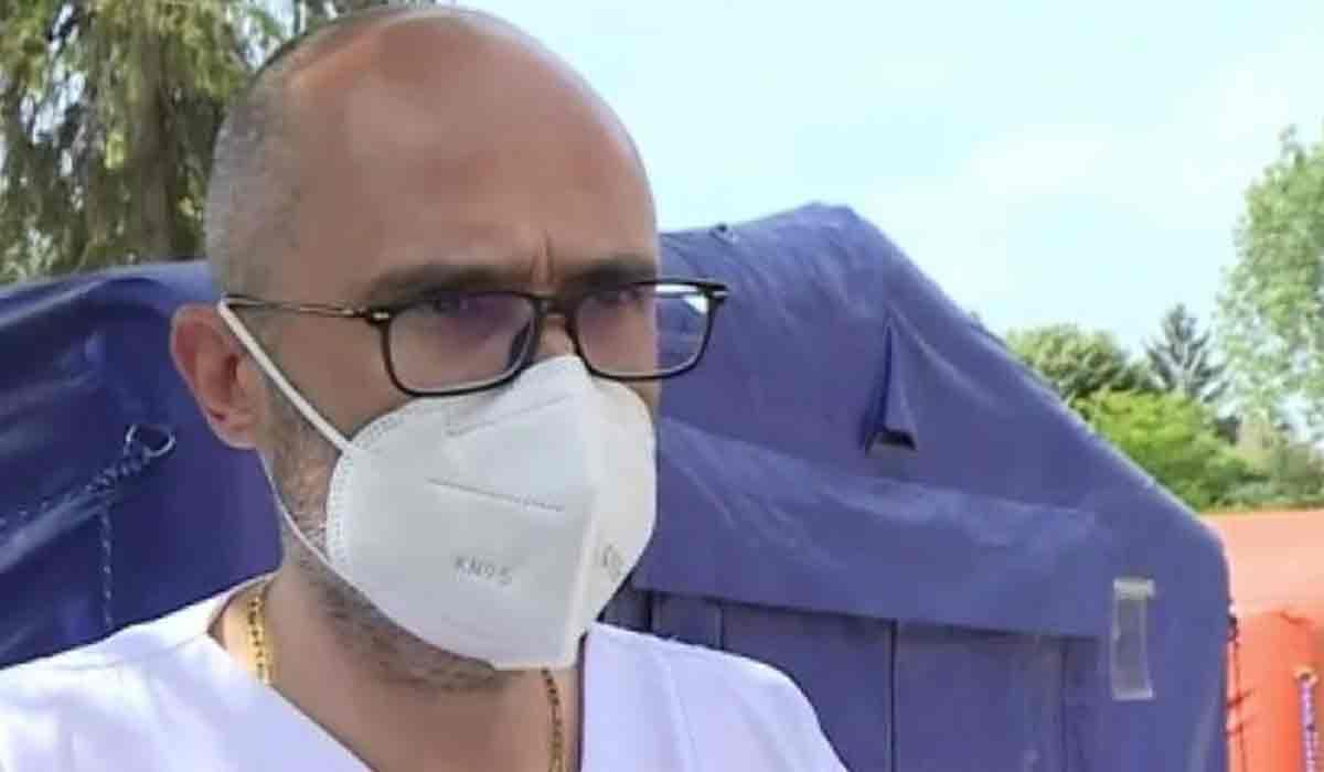 "Doctorul Cristian Oancea a rabufnit: ""Nu crezi sau nu porti masca si vii la spital cu Covid! Nu veni si trateaza-te…"""