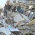 Imagini apocaliptice din Turcia si Grecia, dupa cutremurul devastator de 7 grade.