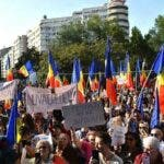 Orban, despre mitingul anti-masca