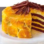 Tort delicios cu portocale si ciocolata, o reteta pentru toata familia