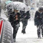 Avertizare METEO. Romania, lovita de ploi, ninsori si vant puternic. Zonele vizate.
