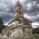 Biserica de piatra din Densus – cea mai veche biserica din Romania