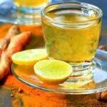 Ceaiul de curcuma cu lamaie: un remediu pentru raceala si gripa