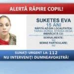 Adolescenta de 15 ani, rapita in Targu Mures, a fost gasita