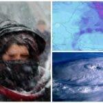 Alerta meteo! Vortexul polar loveste Romania.Temperaturile vor cobori si la -20 de grade