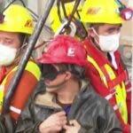 VIDEO Accident de mina in China: 11 mineri salvati dupa doua saptamani