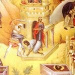 Calendar ortodox 24 februarie 2021. Sarbatoare cu cruce neagra. Rugaciunea puternica pe care trebuie s-o spui de Aflarea Capului Sf. Ioan Botezatorul