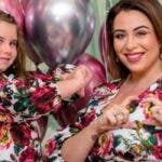 Oana Roman, mesaj dupa aniversarea fiicei ei