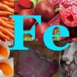 10 alimente bogate in fier