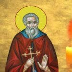 Calendar Ortodox 28 martie 2021. Este praznuit Sfantul Cuvios Ilarion cel Nou, videcatorul de boli