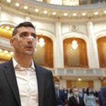 "George Simion a facut anuntul chiar in Parlament: ""Noi cei de la AUR nu vrem acesti bani, nu vrem 4 milioane de euro"""