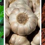 Sfaturi utile pentru a scapa de mirosul de usturoi