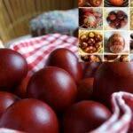 Cum sa vopsesti oua de Paste: 5 moduri usoare
