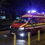 Pacienti de la Spitalul de Ortopedie Foisor din Capitala, evacuati dupa ce spitalul a fost transformat in unitate suport COVID.