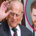 Printul Harry, prima reactie dupa decesul bunicului sau