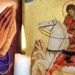 Rugaciune care se spune de Sfantul Gheorghe. Are putere mare si a a ajutat multi crestini