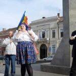 "Sosoaca, protest la Cluj impotriva restrictiilor: ""Reprezint absolut toata populatia, tot poporul roman."""