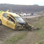 Tragedie in Romania. Trei oameni si-au gasit sfarsitul intr-un groaznic accident