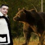 George Simion, reactie dura dupa ce un print austriac l-a ucis pe Arthur, cel mai mare urs din Romania