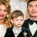 Fiul Valentinei Pelinel si al Cristi Borcea a implinit 5 ani. Cum arata Milan si cu cine seamana