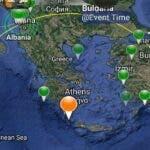 Grecia, lovita de un cutremur puternic! Seismul a avut zeci de replici