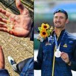 """Sacrificiile pentru o medalie olimpica: """"Asa arata palmele unui canotor de aur"""""""