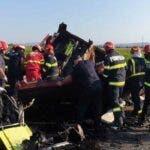Tragedie in Romania. Planul Rosu a fost activat. Sapte oameni si-au pierdut viata